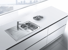 ... Creative Styling Into An Afforable Range Of Sinks. The Classic,  Universo U0026 Basico Series, Provide A Host Of Affordable Configuration  Options, ...