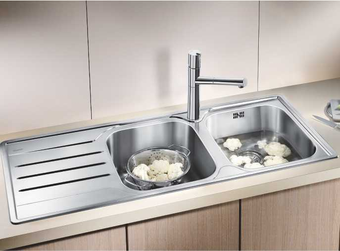 Blanco | Sinks | Silgranit | Stainless Steel | Undermount